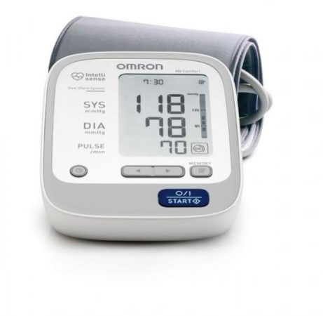 Vérnyomásmérő OMRON M3 + adapter